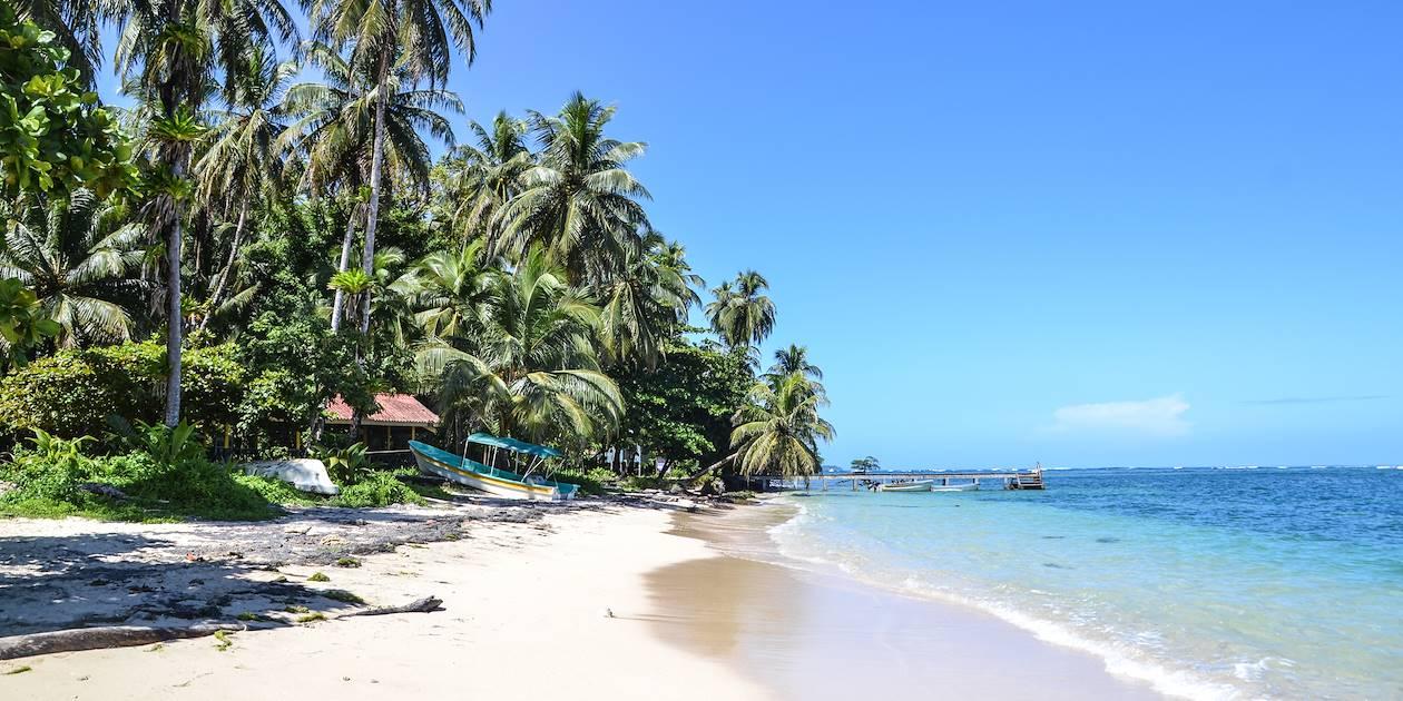 Cayos Zapatilla - Archipel de Bocas del Toro - Panama