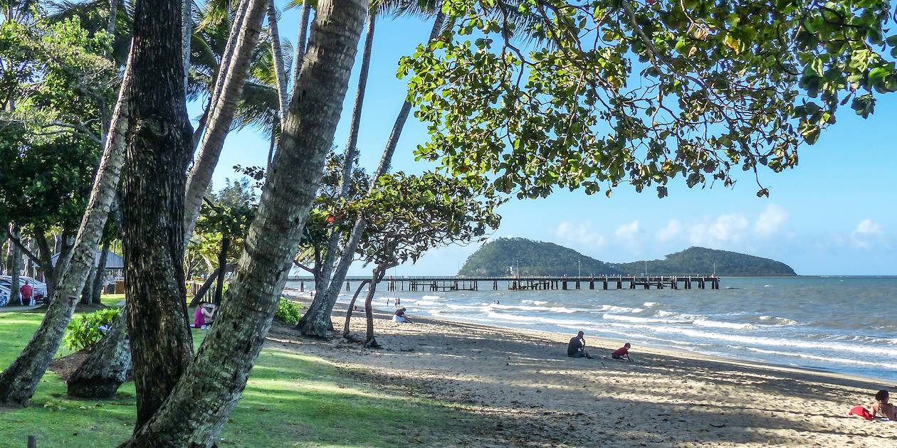 Palm Cove à Cairns - Queensland - Australie