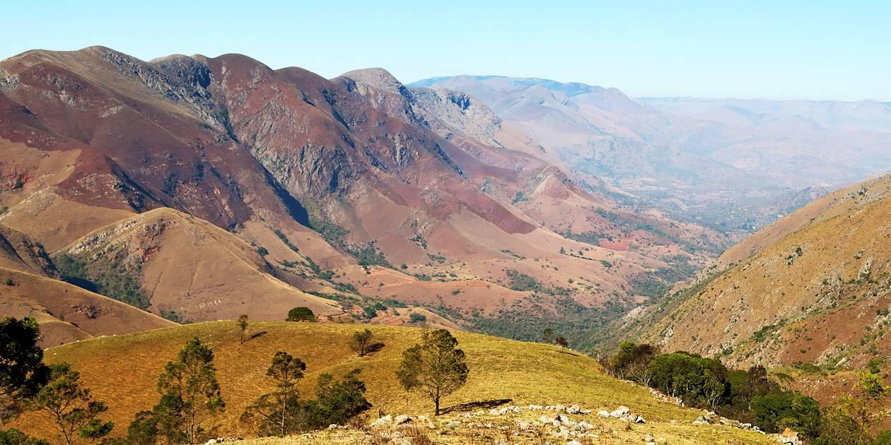 Paysage montagneux - Swaziland (Eswatini)