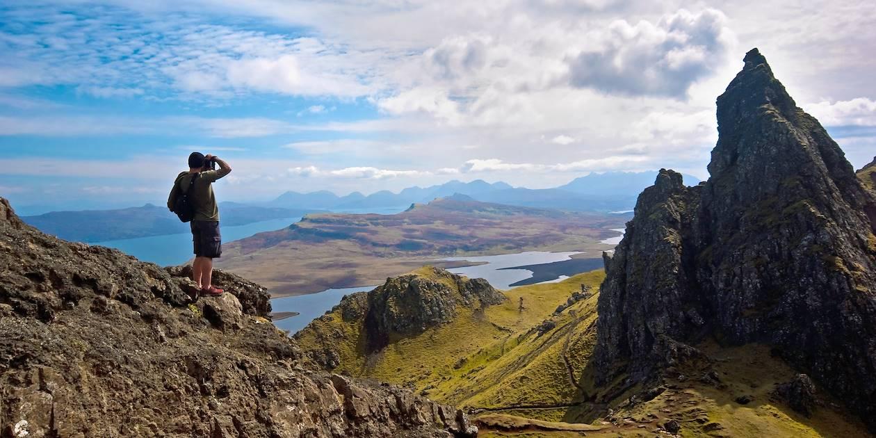 The Old Man Of Storr - Ile de Skye - Écosse