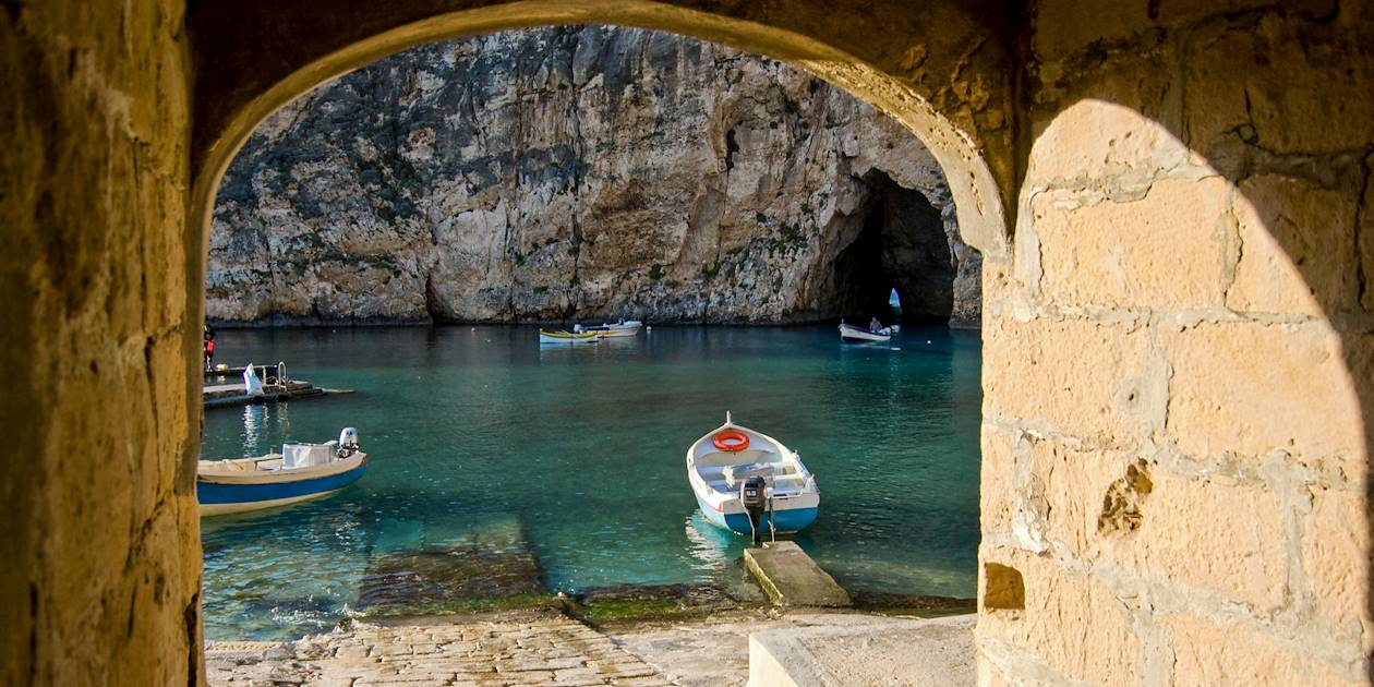 Inland Sea - San Lawrenz - Ile de Gozo - Malte