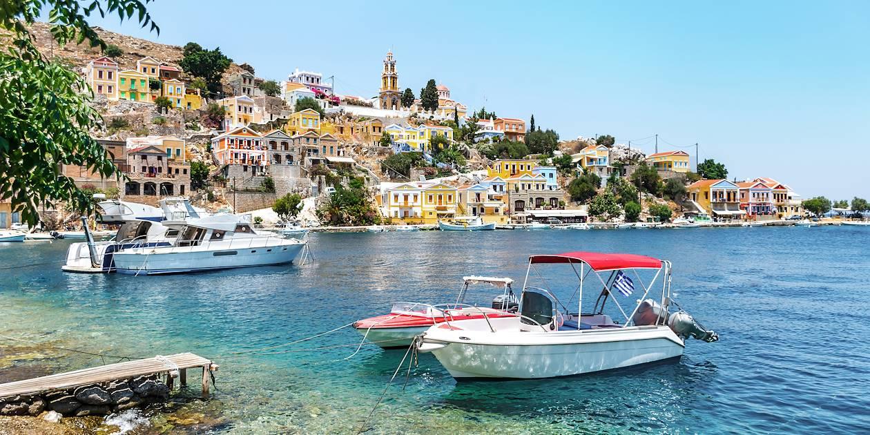 L'île de Symi - Dodécanèse - Grèce