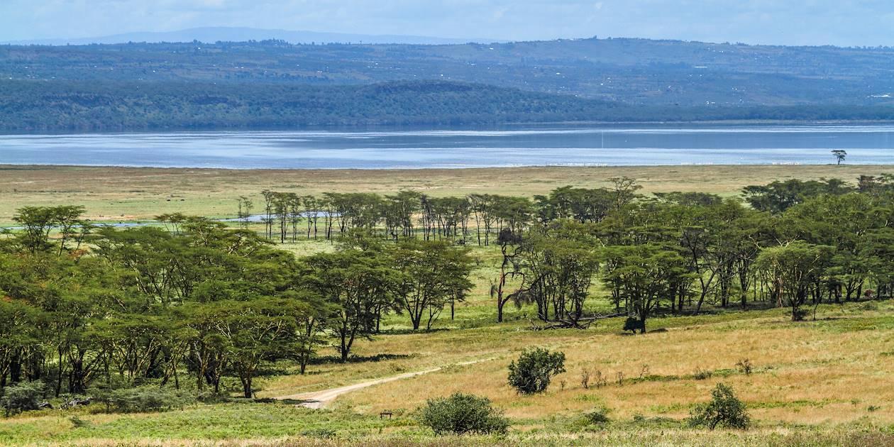 Lac Nakuru - Vallée du grand rift - Kenya