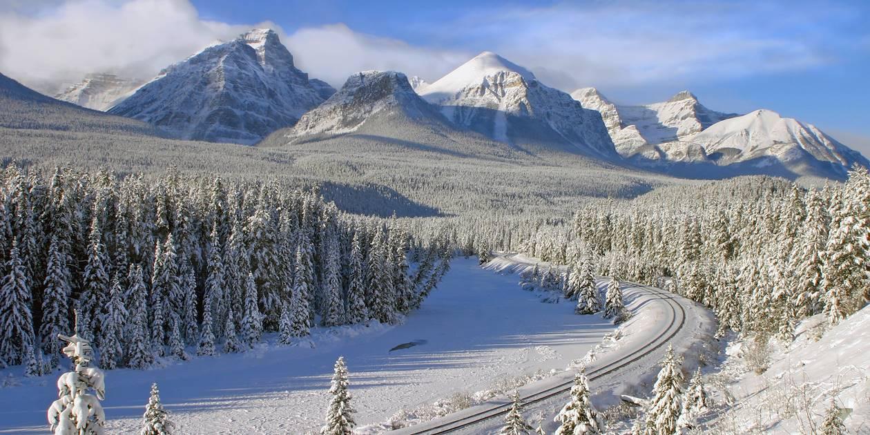 Parc national de Banff - Alberta - Canada