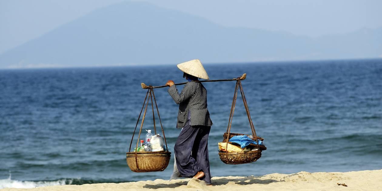 Plage de Hoi An - Province de Quang Nam - Vietnam