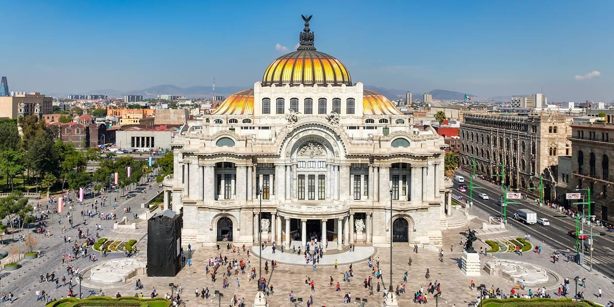 Palais des Beaux Arts (Bellas Artes) - Mexico - Mexique