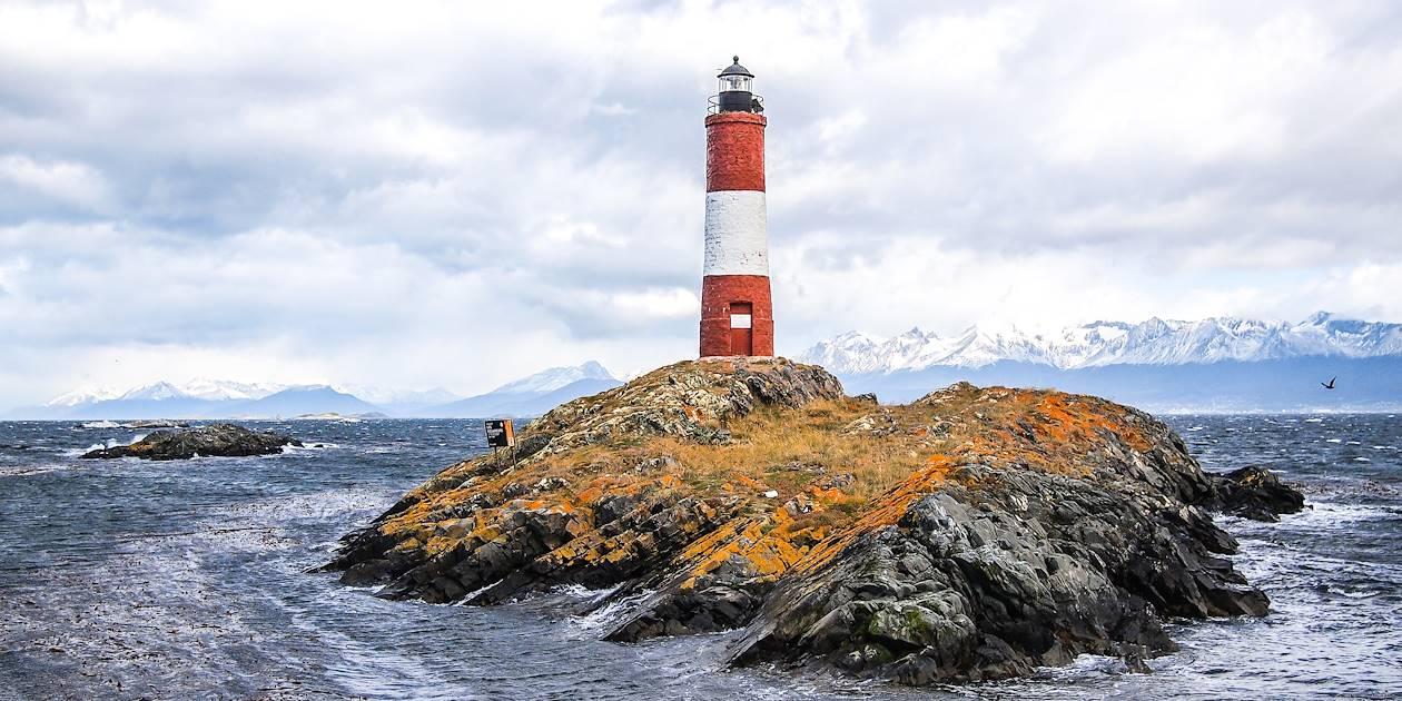Phare Les Éclaireurs - Baie d'Ushuaïa - Argentine
