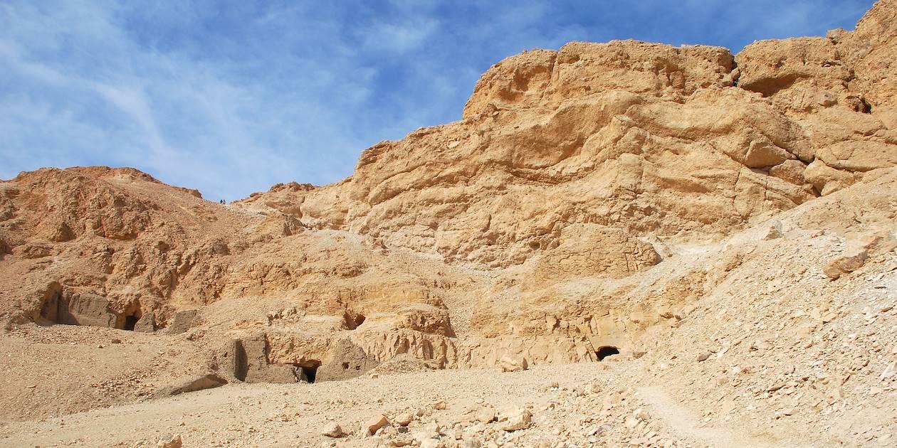 Vallée des reines - Louxor - Egypte