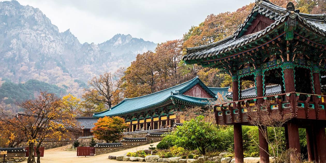 Parc National Seoraksan - Sokcho - Corée du Sud