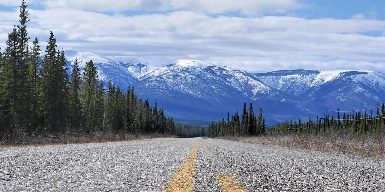 Silver Trail - Yukon - Canada
