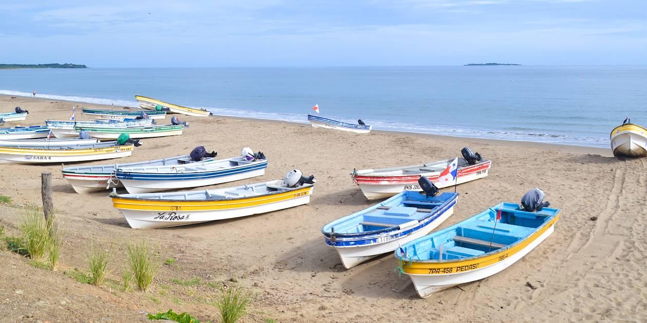 Playa El Arenal - Province de Los Santos - Panama