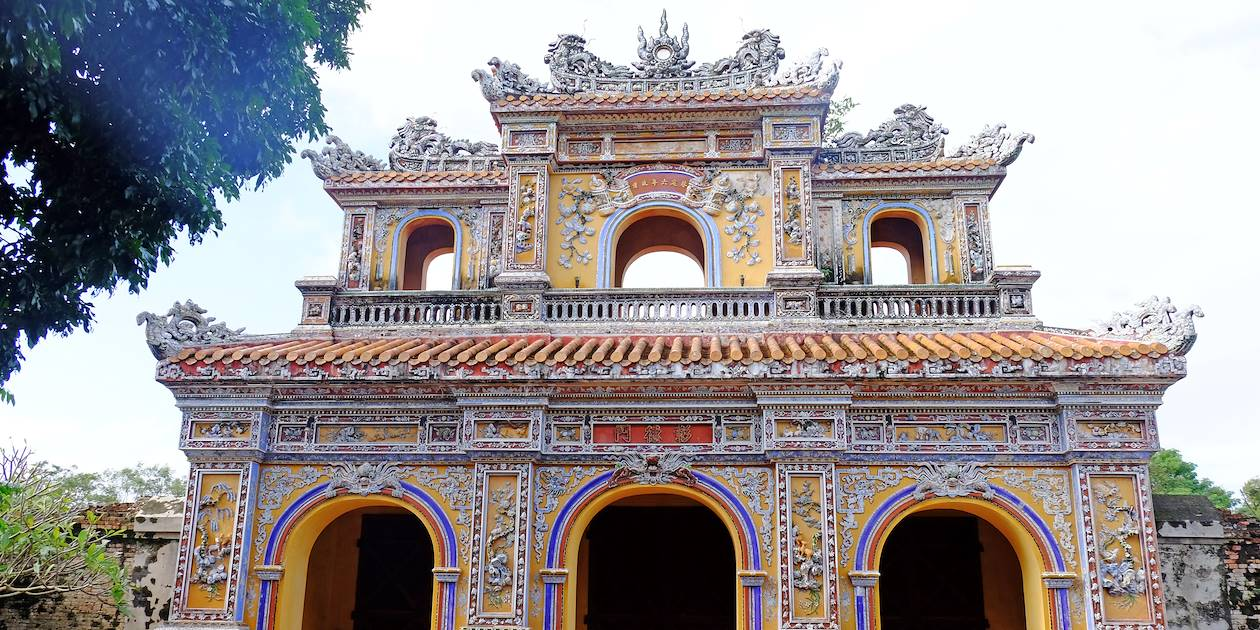 La Cité Interdite - Hue - Province de Thua Thien - Vietnam