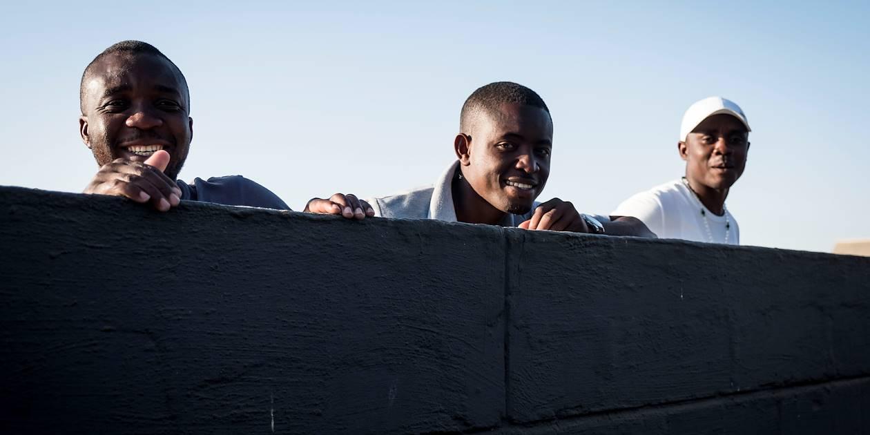 Le quartier de Mondesa - Swakopmund - La Cote - Namibie