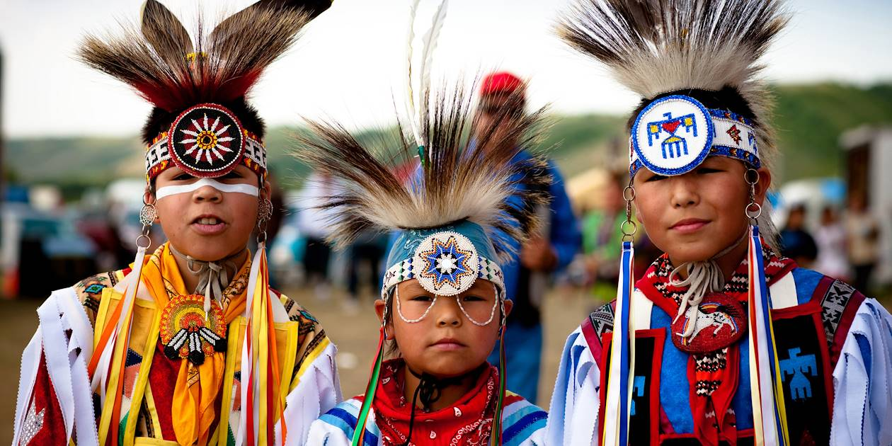 Festival - First Nation Powwow - Saskatchewan - Canada