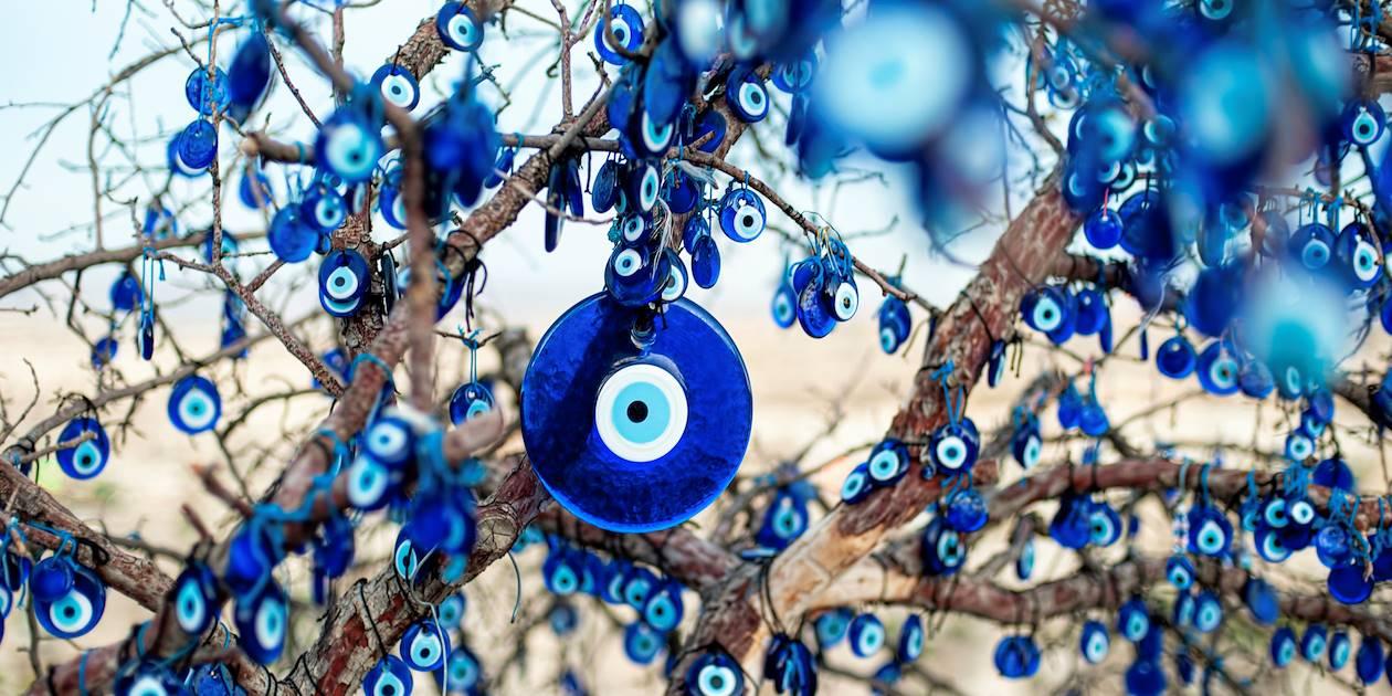 """""""Nazar boncuk"""", amulette contre le mauvais oeil - Turquie"""