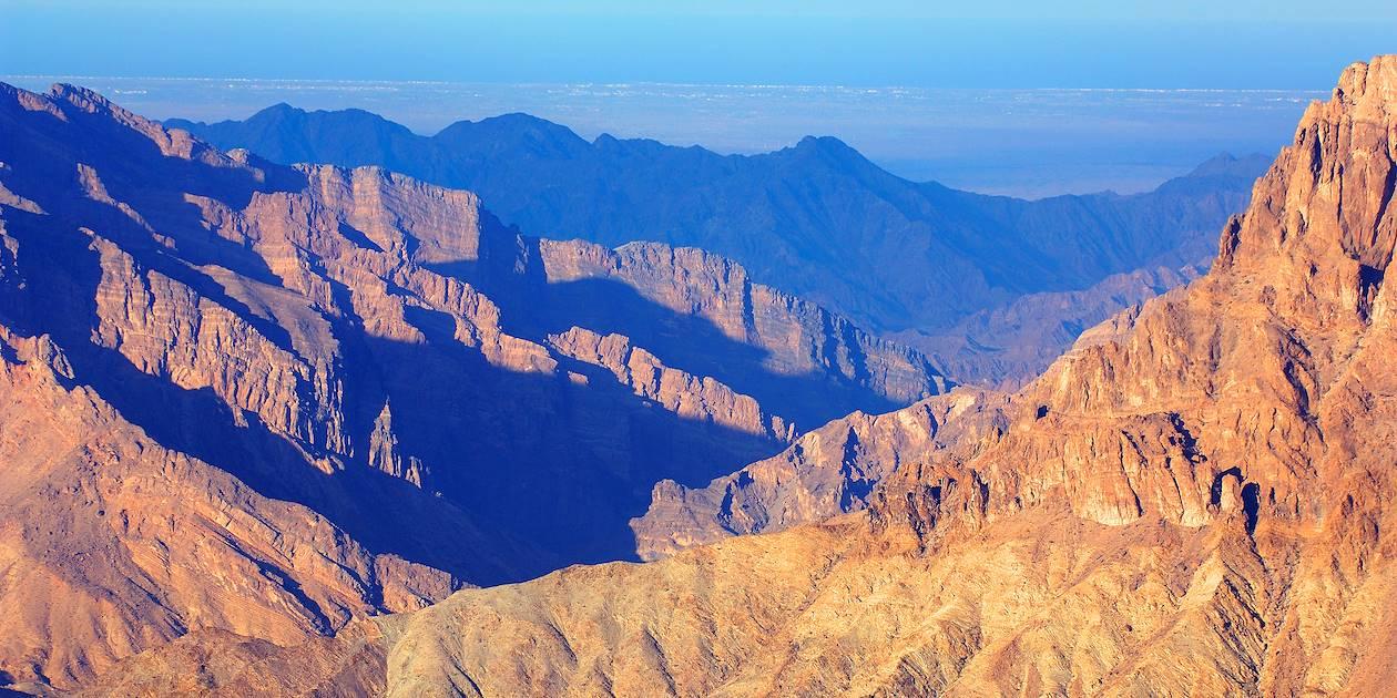 Massif du Hajar - Oman