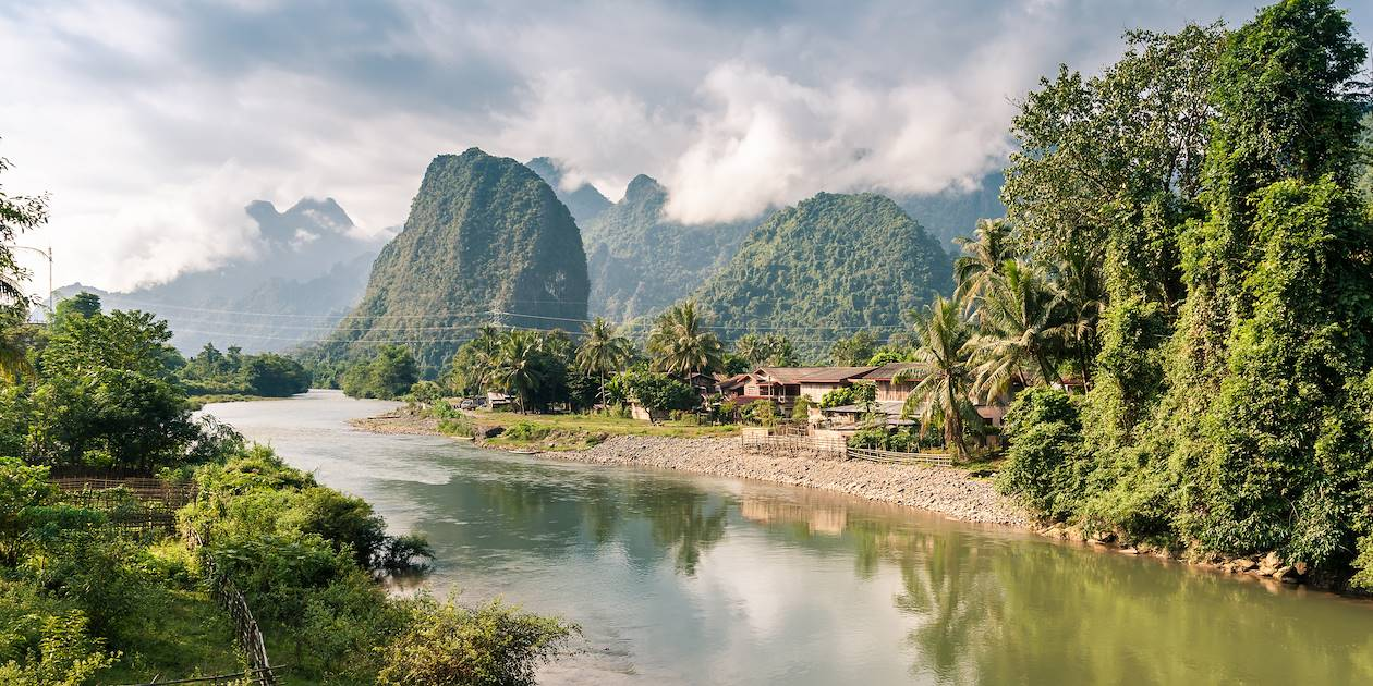 Vang Vieng - Province de Vientiane - Laos