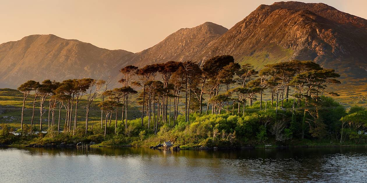 Douze Bens et Pines Island, Connemara - Comté de Galway - Irlande