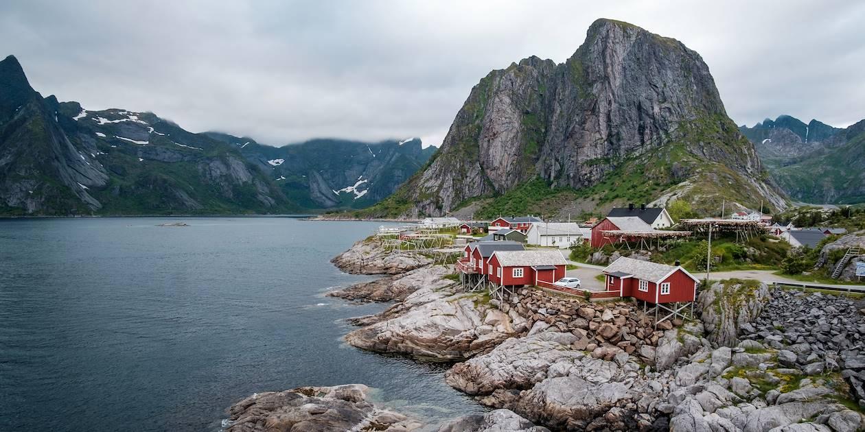 Village d'Hamnoy - Îles Lofoten - Norvège