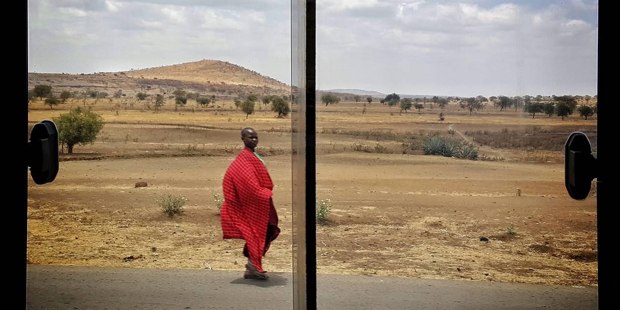 Sur la route - Région d'Arusha - Tanzanie