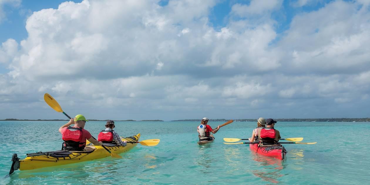 Lagune de Bacalar - Quintana Roo - Yucatan - Mexique