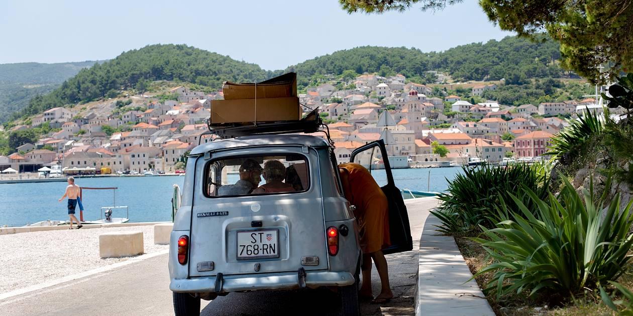 Pucisca - île de Brac - Croatie