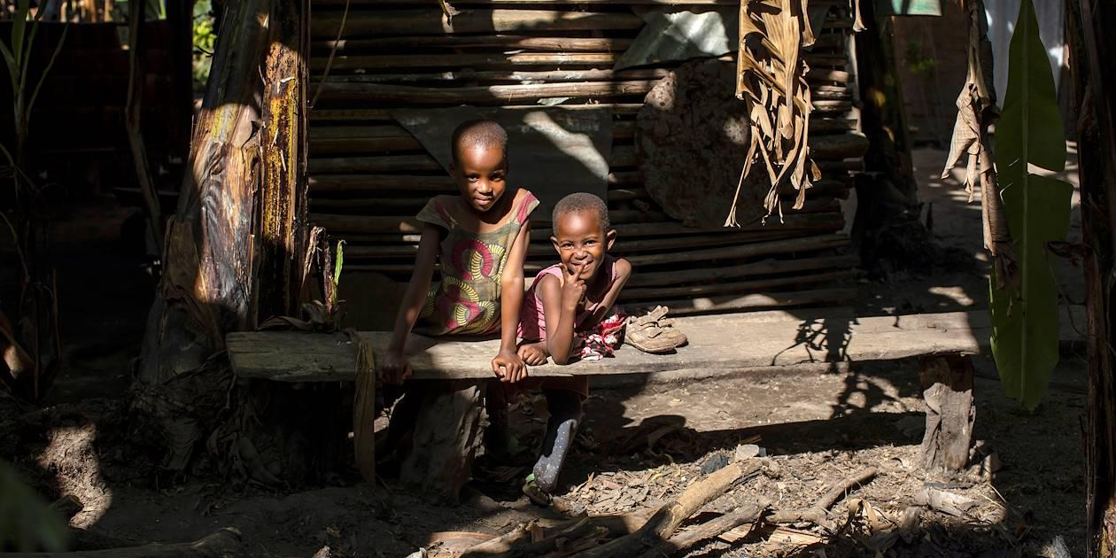 Rencontre avec les villageois - Mto Wa Mbu - Nord - Tanzanie