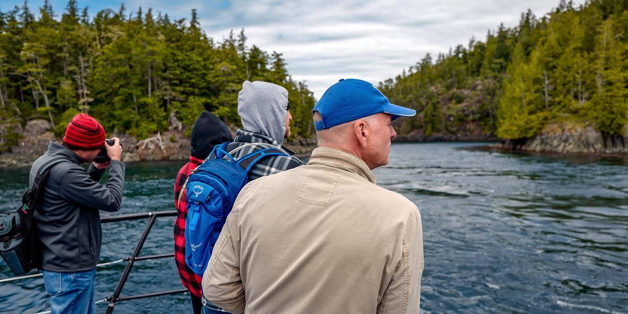 Découverte de la faune - Canada