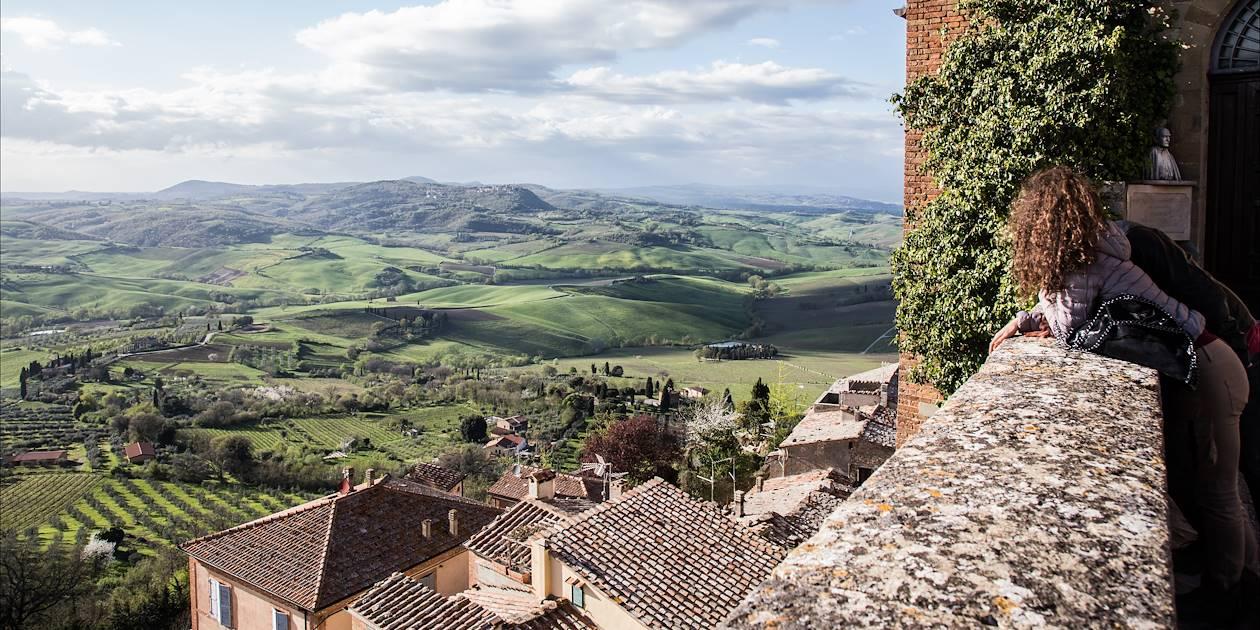 Montepulciano - Toscane - Italie