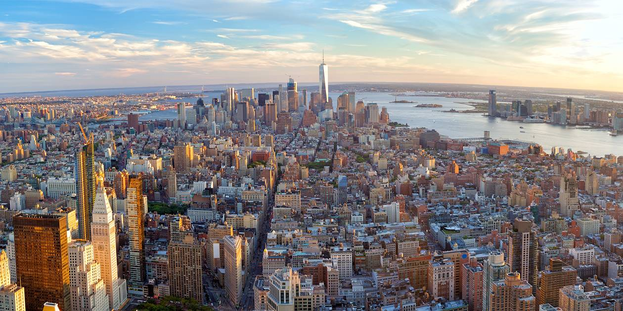 Manhattan - New York - Etats Unis