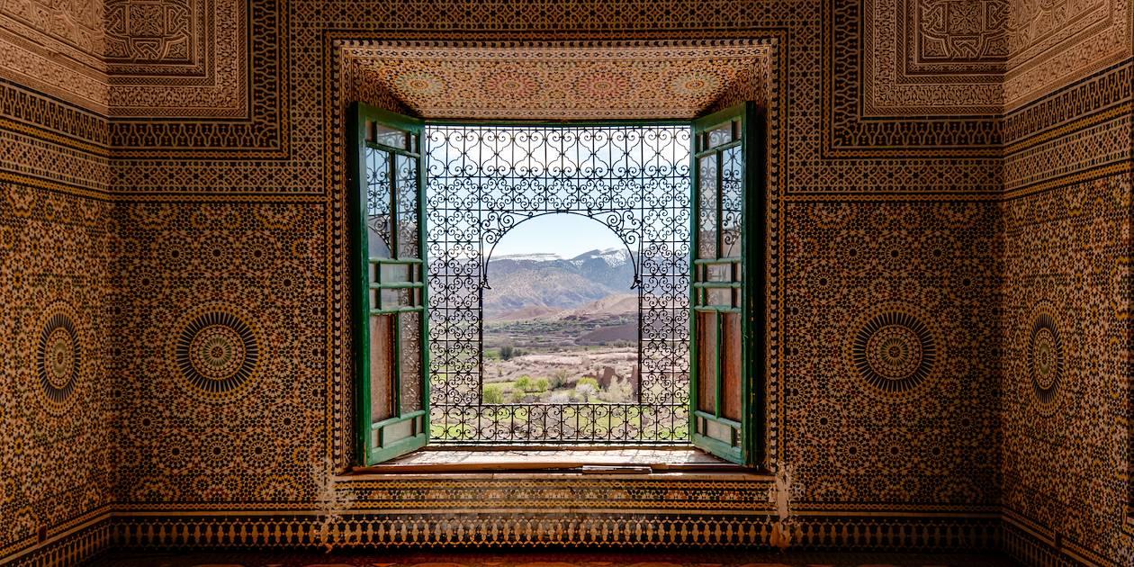Kasbah de Glaoui - Telouet - Maroc