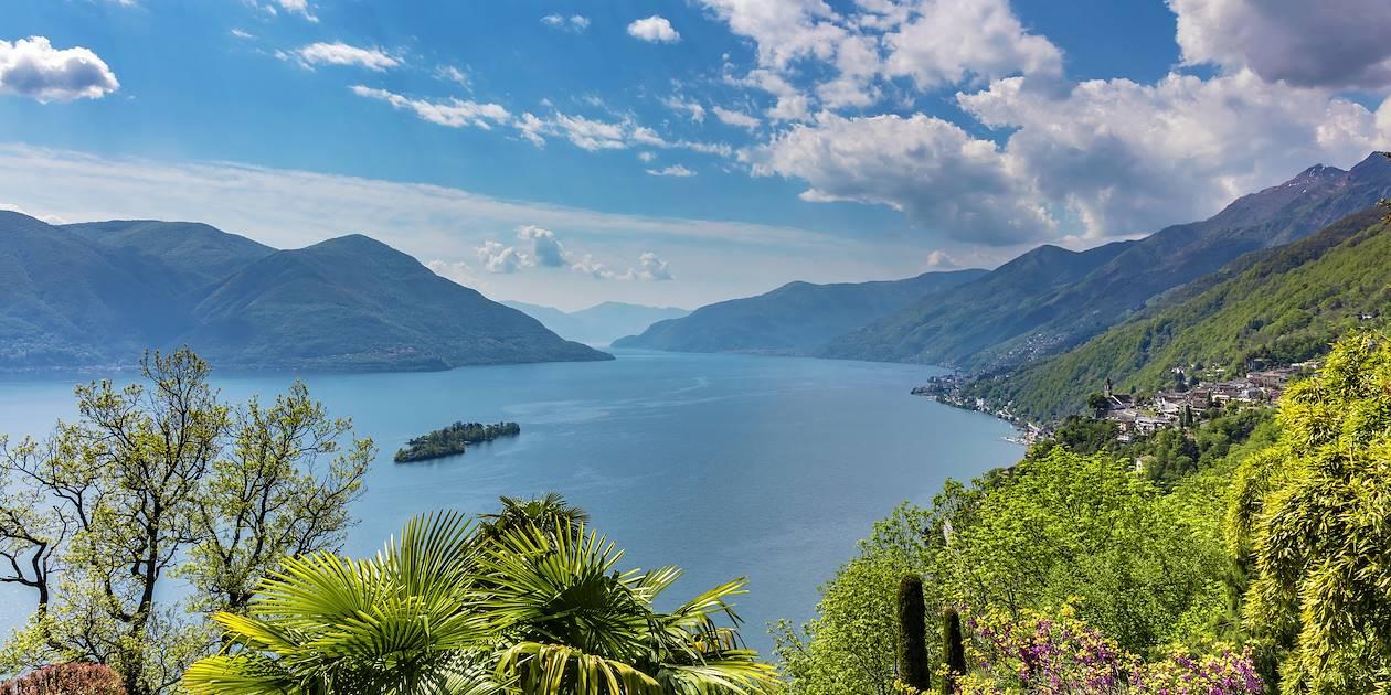 Lac Majeur - Îles de Brissago - Italie