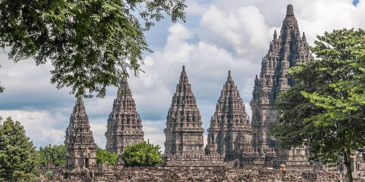 Temple de Prambanan - Java - Indonésie