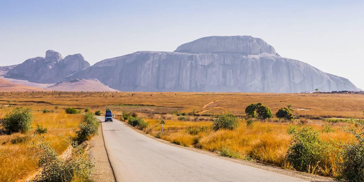 Sur la Route Nationale 7 - Madagascar