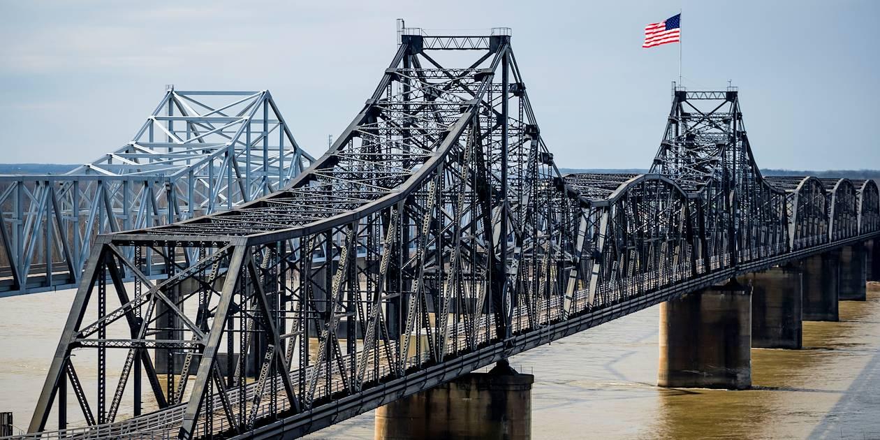 Pont de Vicksburg - Mississippi - Etats Unis