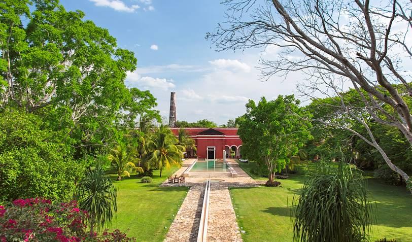Hacienda Temozon Sur a Luxury Collection Hotel - Uxmal - Mexique