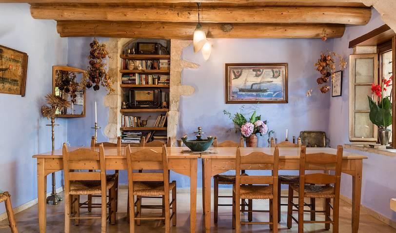 Maisons Traditionnelles Kamares - Crète Maheri - Grèce