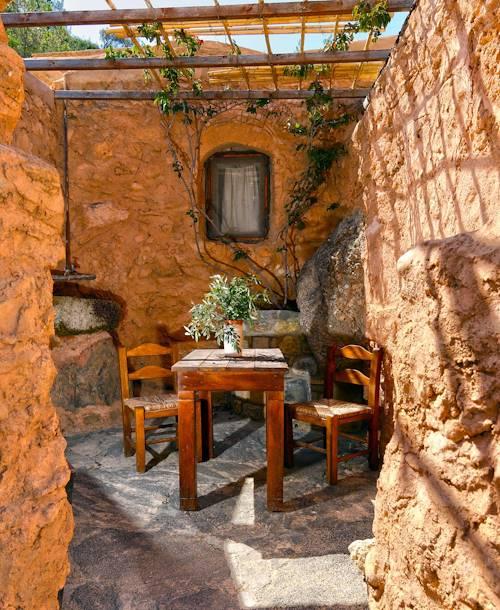 Aspros Potamos - Crète - Makrigialos - Grèce