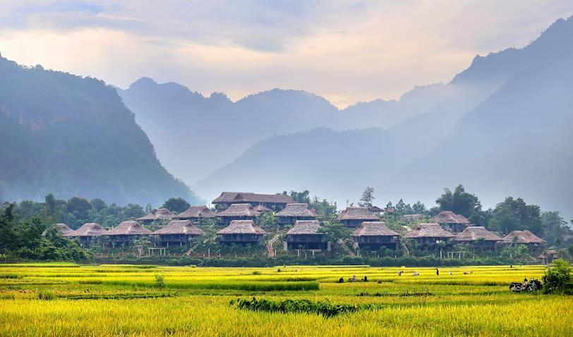 Mai Chau Ecolodge - Mai Chau - Vietnam