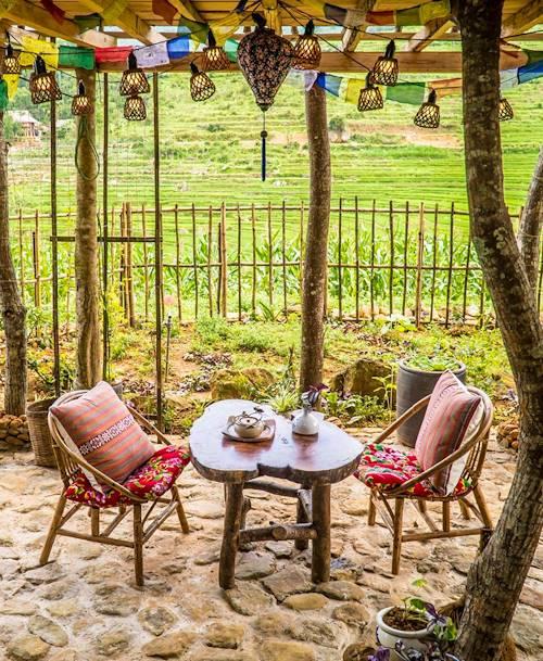 Pu Luong Treehouse - Pu Luong - Vietnam