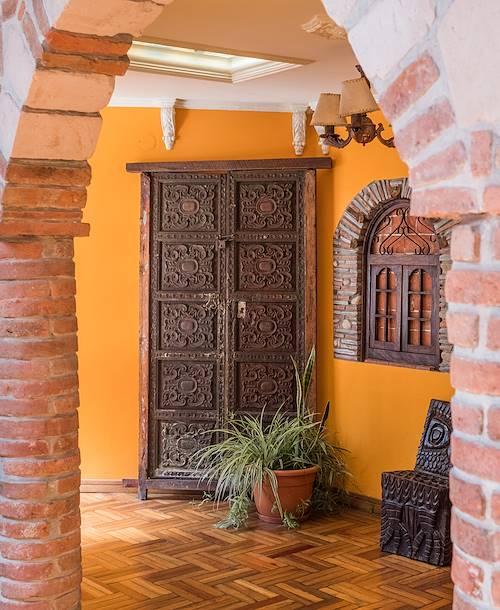 Casa de Piedra - La Paz - Bolivie