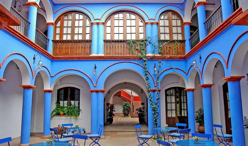 Parador Santa Maria Real - Sucre - Bolivie