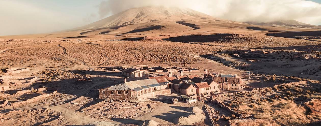 Tayka de Piedra - San Pedro de Quemez - Bolivie