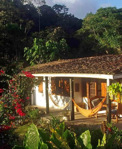 Hacienda Monte Claro - Turrialba - Costa Rica