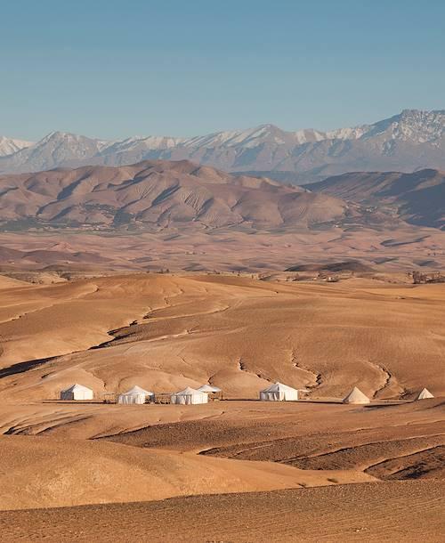 Scarabeo Camp - Agafay - Maroc