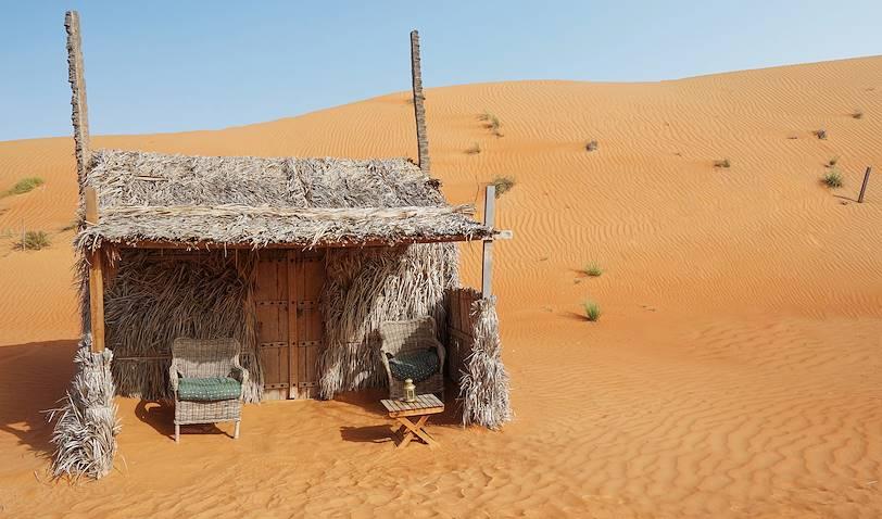 Nomadic Desert Camp - Wahiba Desert - Oman