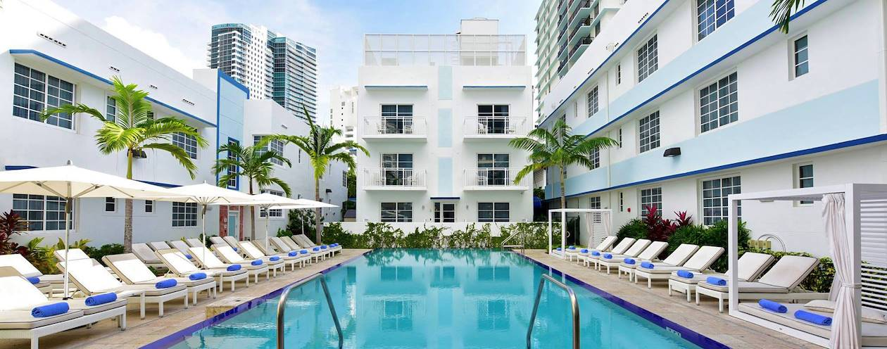 Pestana South Beach - Miami Beach - Floride - Etats-Unis
