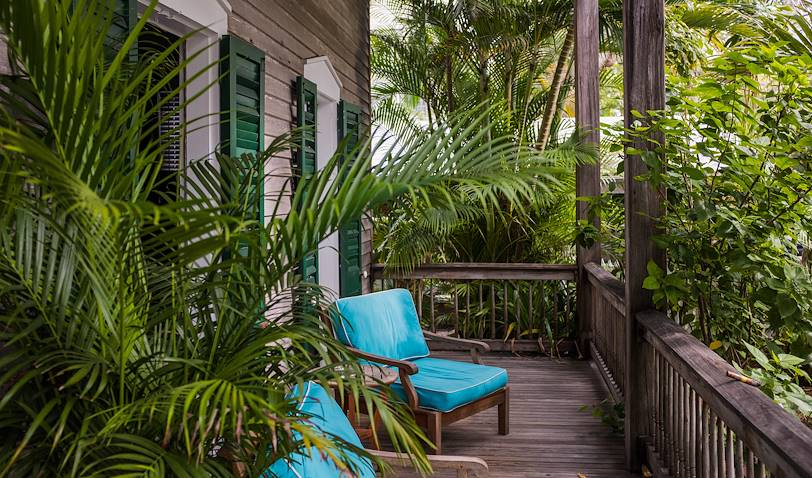 The Cypress House - Key West - Floride - Etats-Unis
