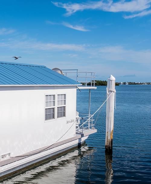 Mangrove Marina Houseboats - Tavernier - Floride - Etats-Unis