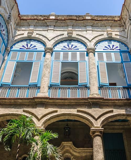 Architecture coloniale - La Havane - Cuba
